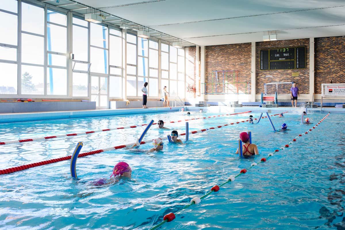 Nouveau ! Des Activités Aquatiques Pendant Les Vacances ... pour Piscine Taverny