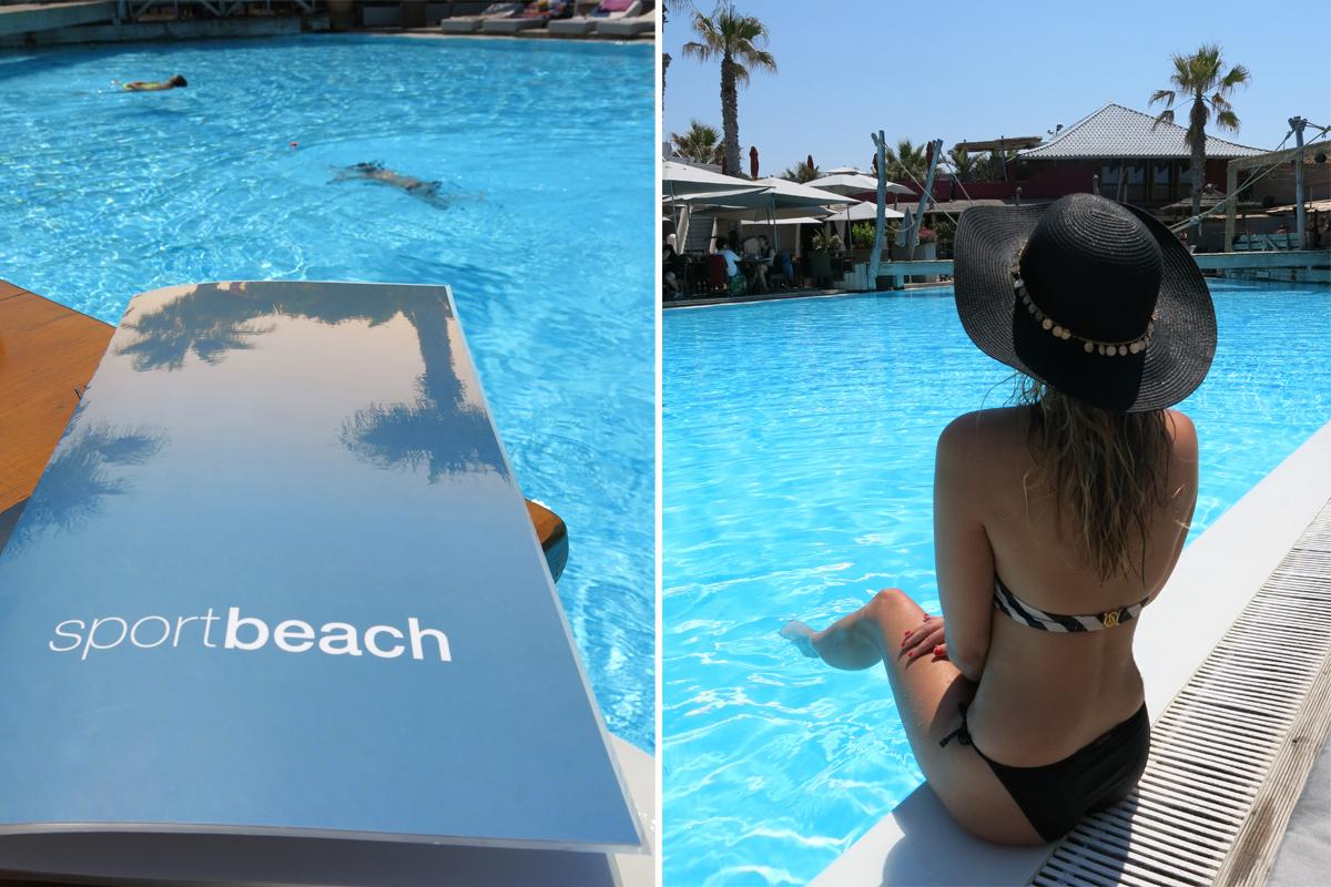 Nouveau / Le Sport Beach Club (Très) Privé | Chutmonsecret destiné Piscine Privée Marseille