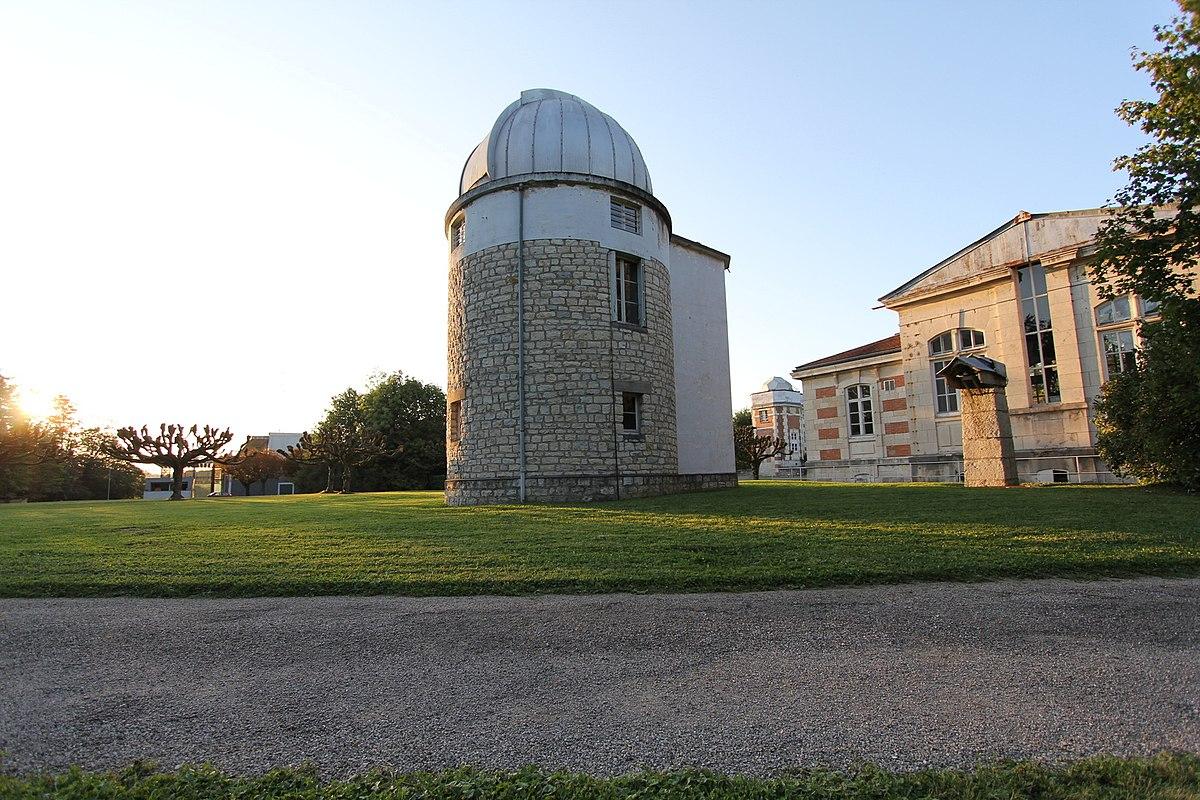 Observatoire De Besançon — Wikipédia à Piscine Lafayette Besançon