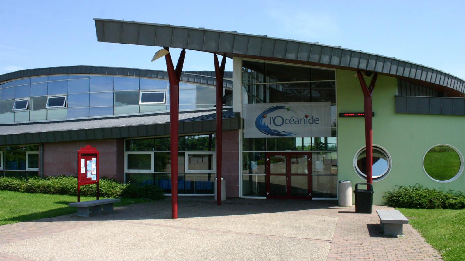 Oceanide, Nautical Complex Of Saverne - Saverne   Visit Alsace avec Piscine De Saverne