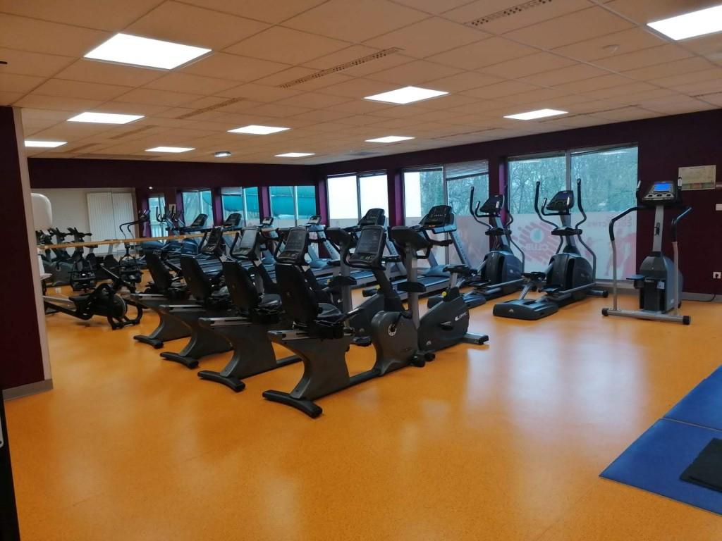 Oclub Les Atlantides - Musculation, Cardio-Training Sur Le Mans destiné Piscine Atlantides Le Mans