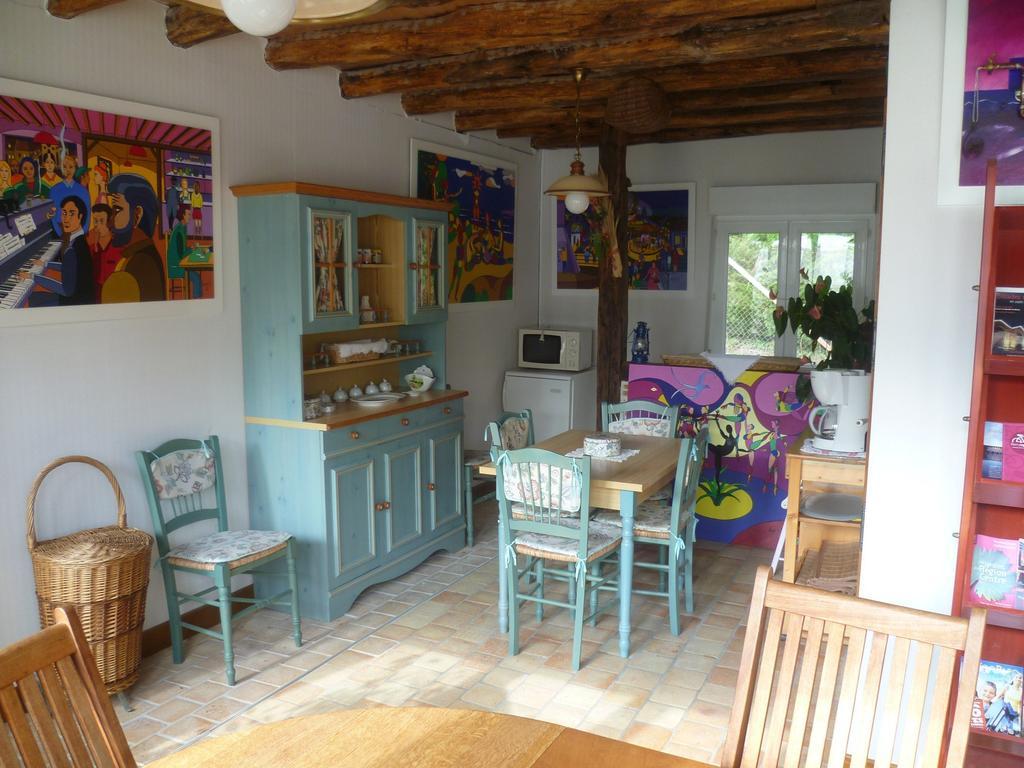 Oda Ve Kahvaltı Chambres D'hôtes Legros (Fransa Vierzon ... concernant Piscine Issoudun