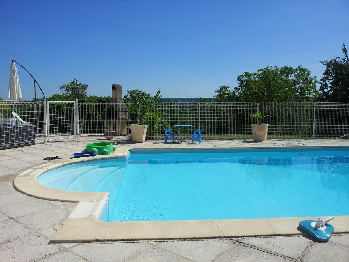 Oda Ve Kahvaltı Les Cathelinettes (Fransa Chinon) - Booking avec Piscine Chambray Les Tours