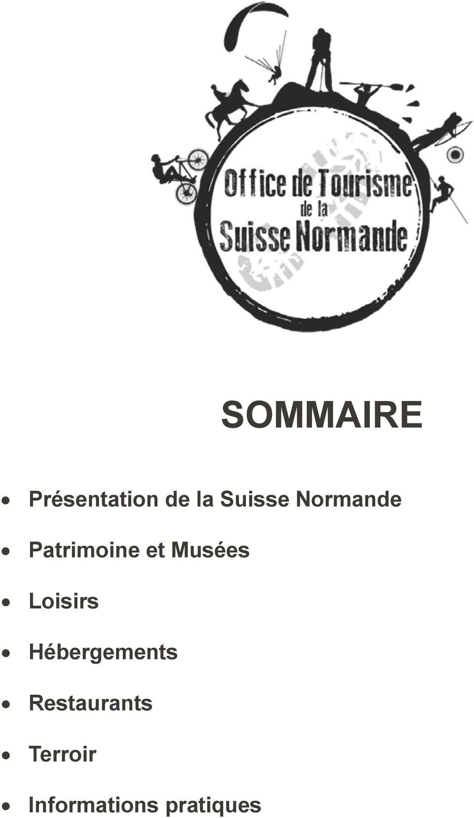 Office De Tourisme De La Suisse Normande. 2 Place Saint ... à Piscine Thury Harcourt