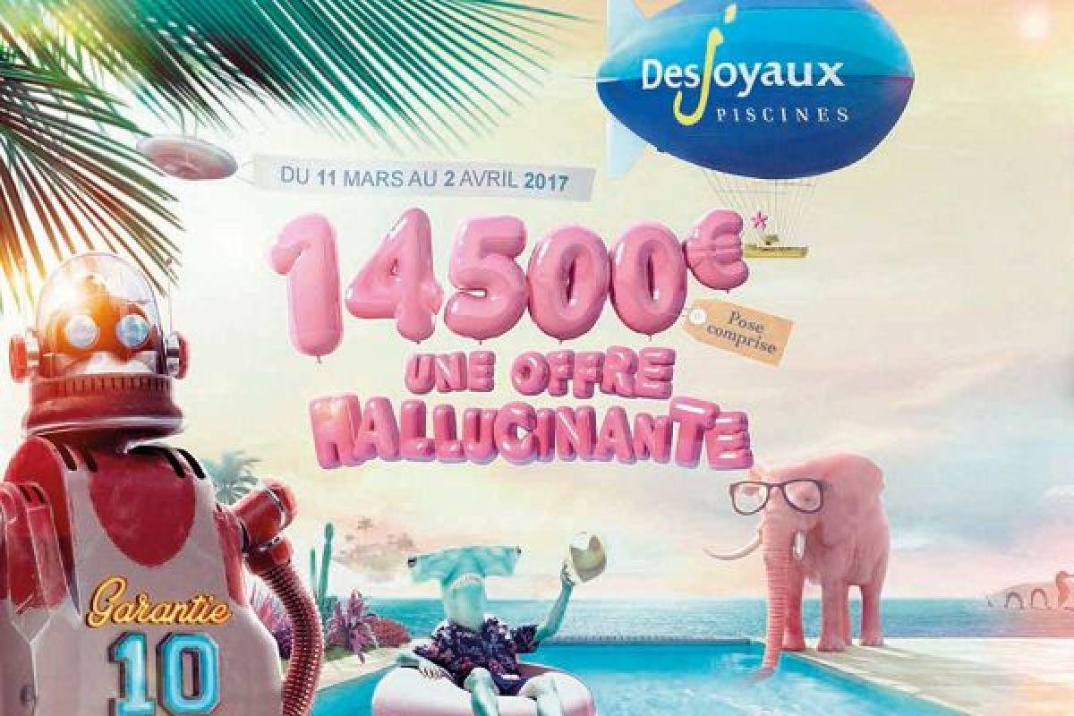 Offres Et Promotions Pour L'arrivée Des Beaux Jours, Par ... encequiconcerne Promotion Piscine Desjoyaux 2017