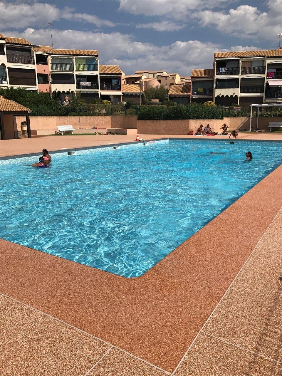 Offres Locations Vacances Appartement T3, Rez De Chaussée ... destiné Piscine Fleury D Aude