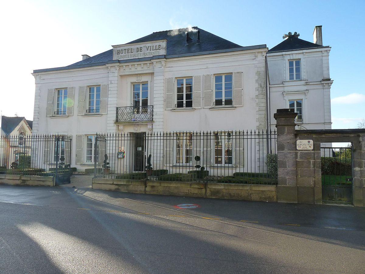 Ombrée D'anjou — Wikipédia pour Piscine Segré