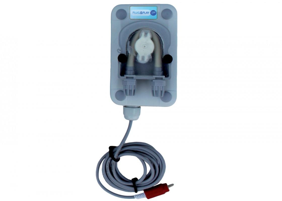 Option Plug & Play Ph Watersalt Lcd - Piscines Waterair intérieur Regulateur Ph Et Chlore Piscine