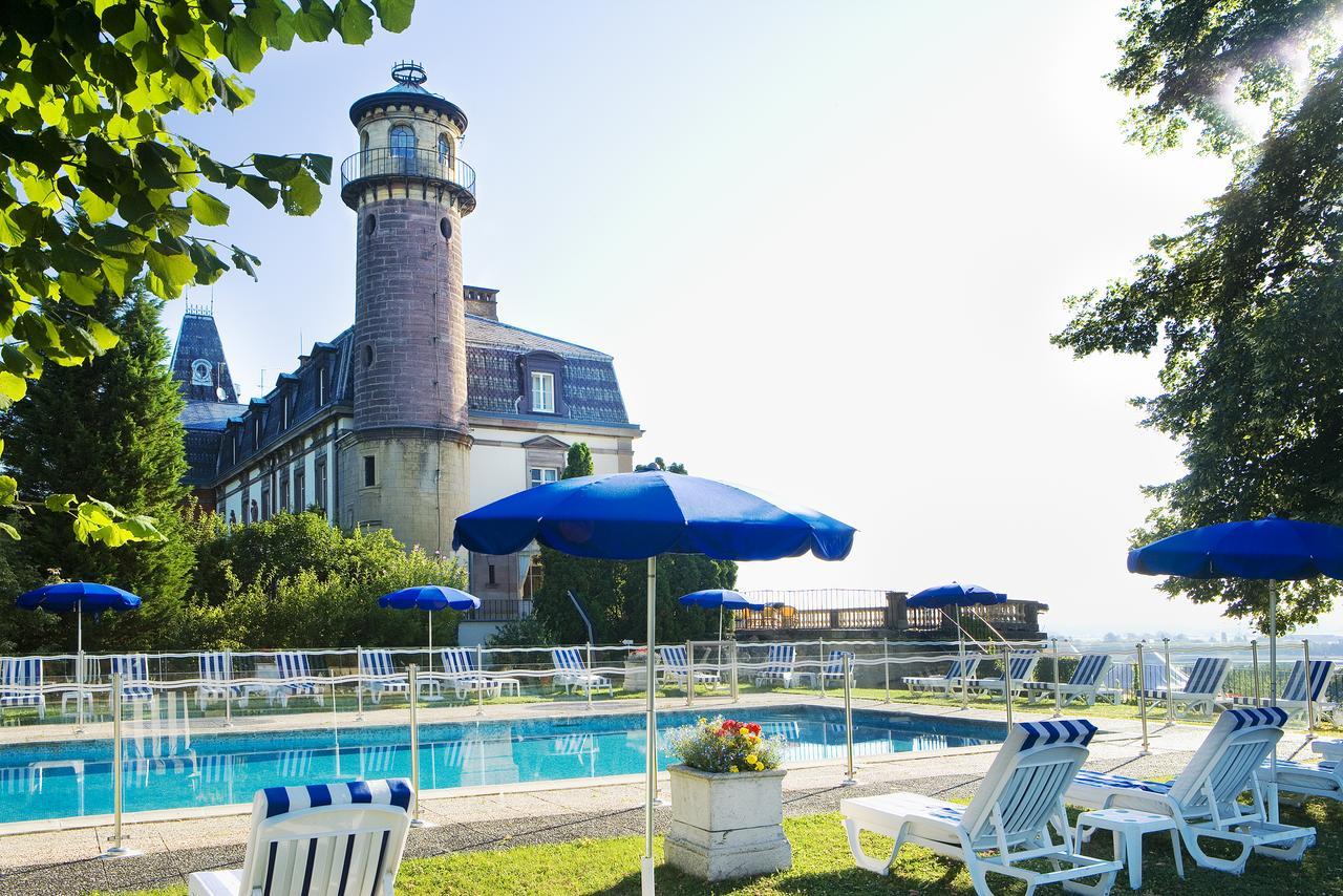 Otel Château D'isenbourg & Spa (Fransa Rouffach) - Booking destiné Piscine Rouffach