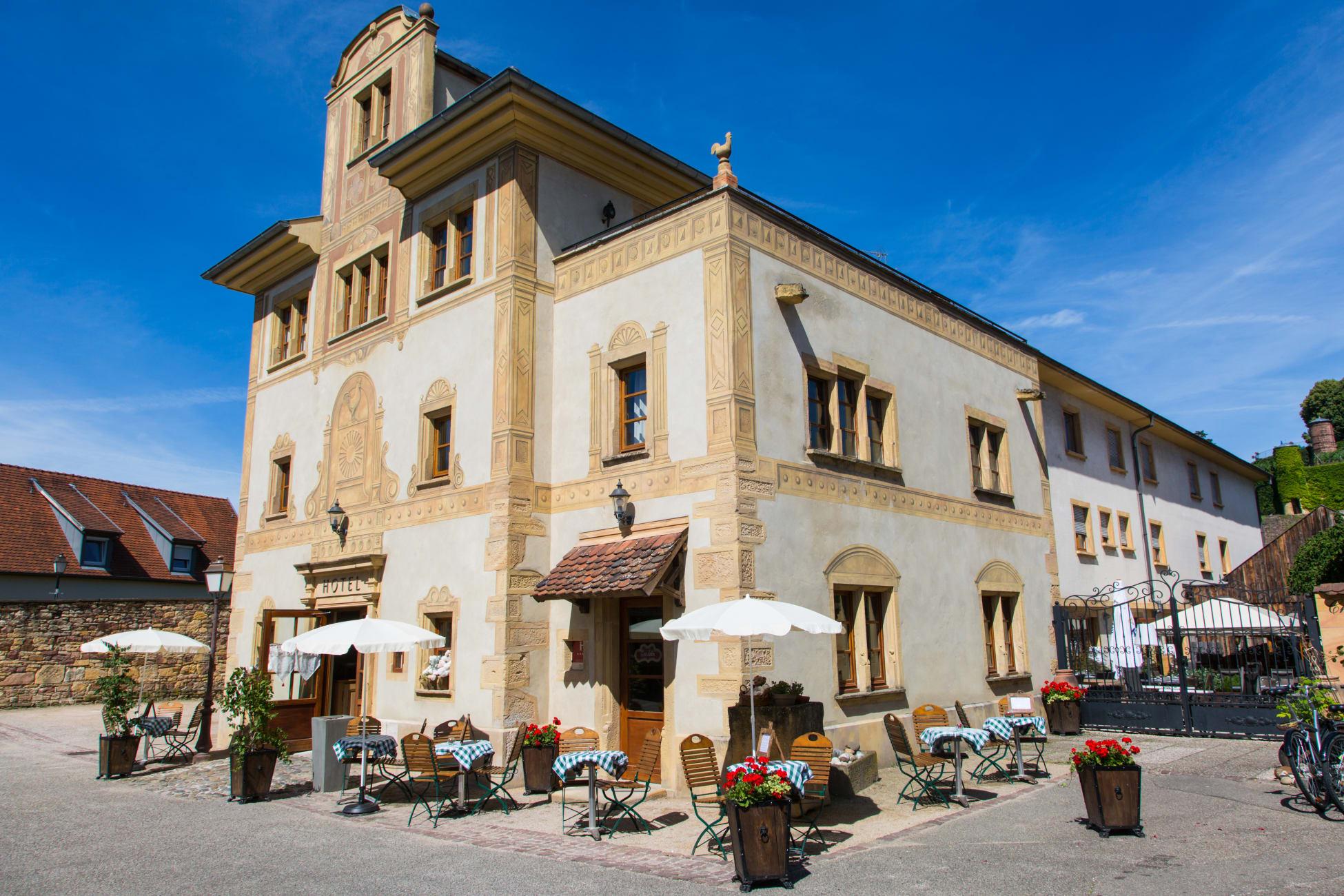 Otel Domaine De Rouffach, Rouffach - Trivago.tr intérieur Piscine Rouffach
