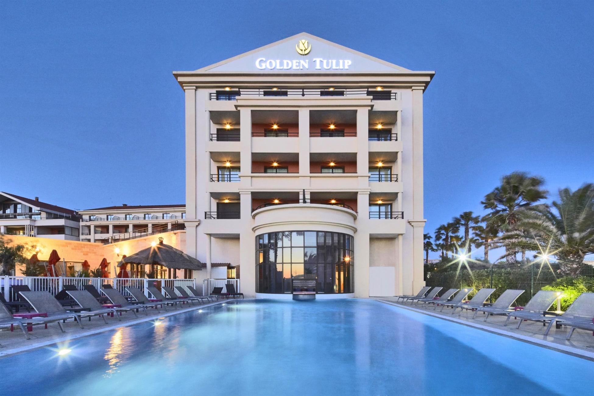Otel Golden Tulip Villa Massalia, Marsilya - Trivago.tr destiné Piscine Bonneveine
