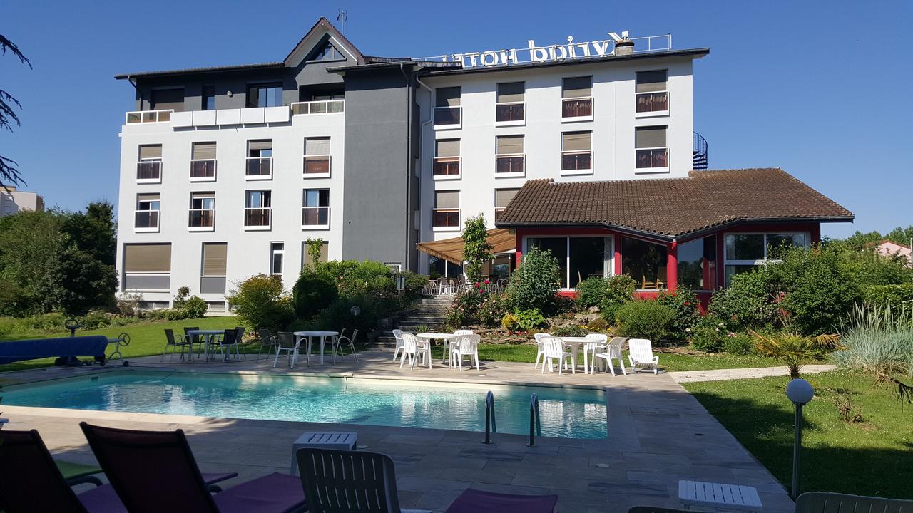 Otel Kyriad Bourg En Bresse (Fransa Bourg-En-Bresse ... avec Piscine Amberieu