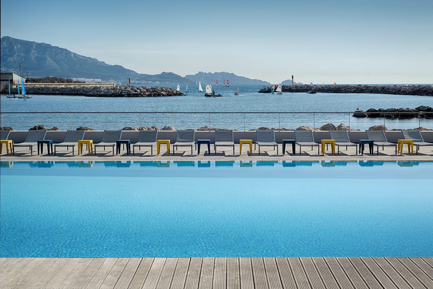Otel Nhow Marseille, Marsilya - Trivago.tr concernant Piscine St Charles Marseille