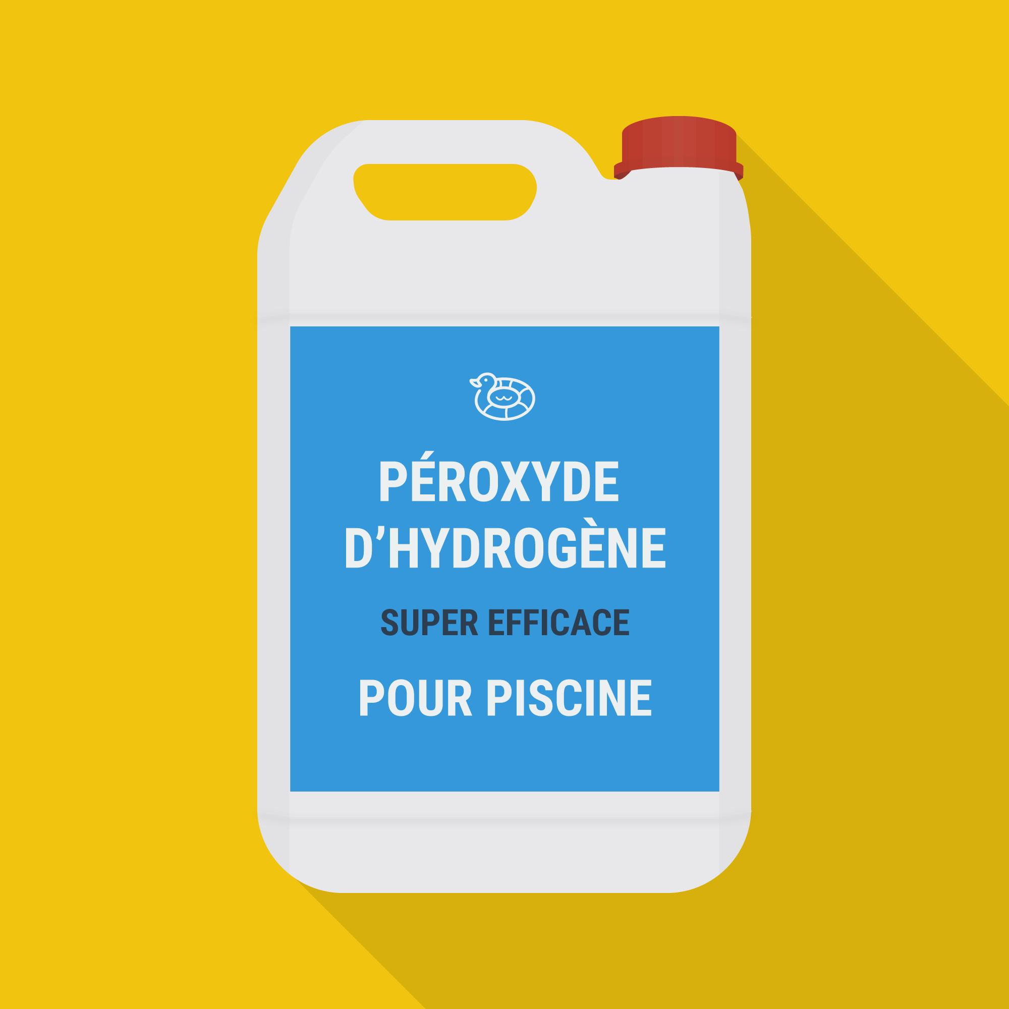 Ou Acheter Du Peroxyde D'hydrogène   Traitement Eau Piscine ... tout Peroxyde D Hydrogène Pour Piscine