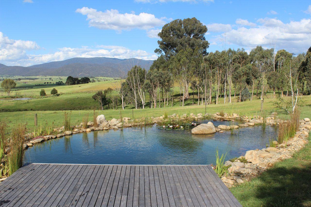 Our Projects | Natural Swimming Pools La Membrana Epdm Es La ... encequiconcerne Piscine Epdm