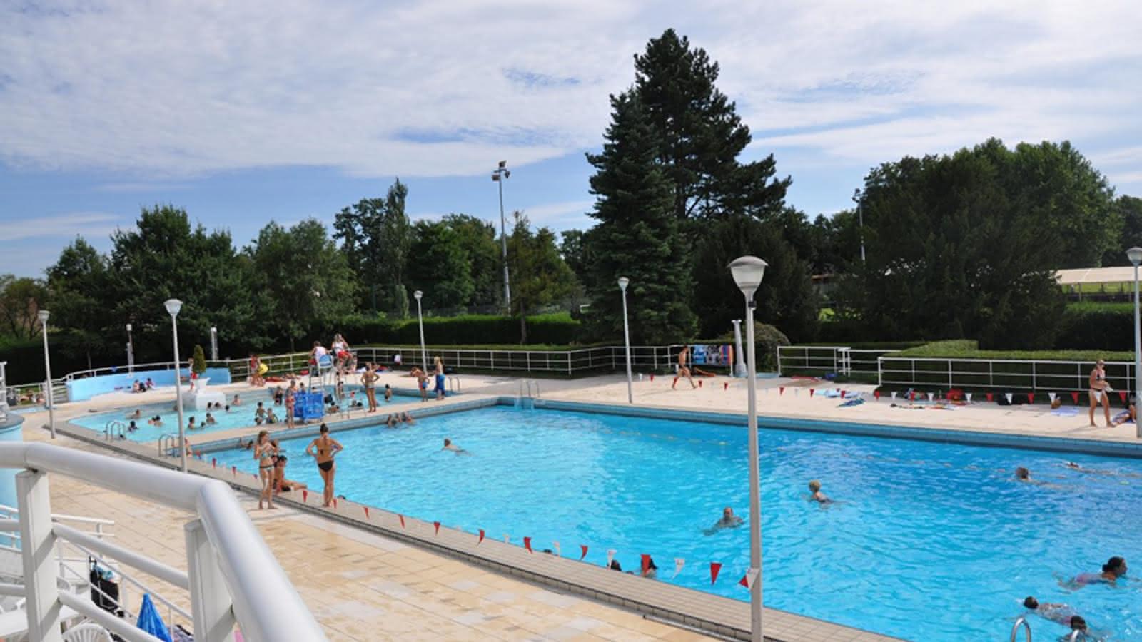 Outdoor Pool - Molsheim | Visit Alsace avec Piscine Mutzig