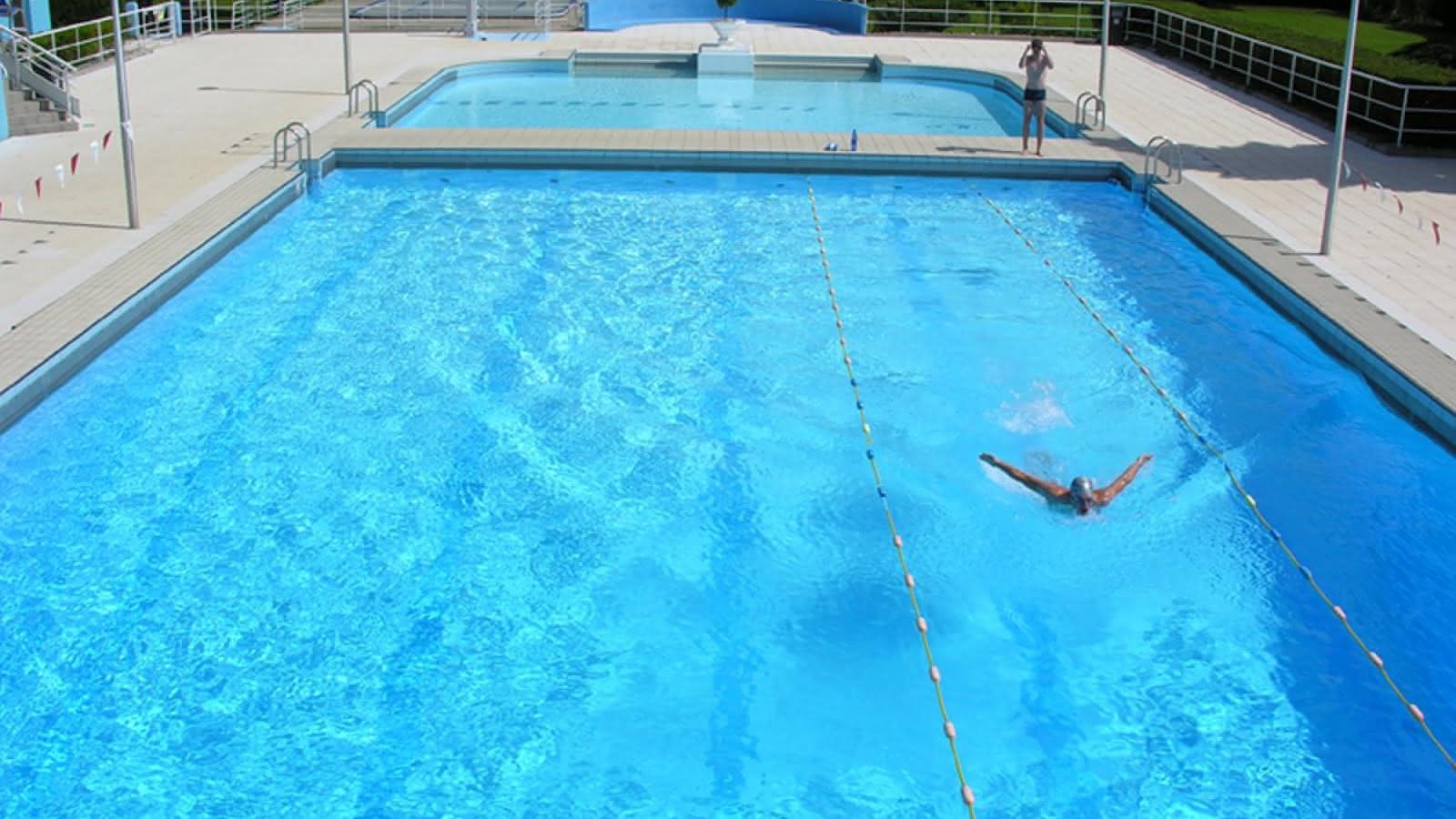 Outdoor Pool - Molsheim | Visit Alsace destiné Piscine Mutzig
