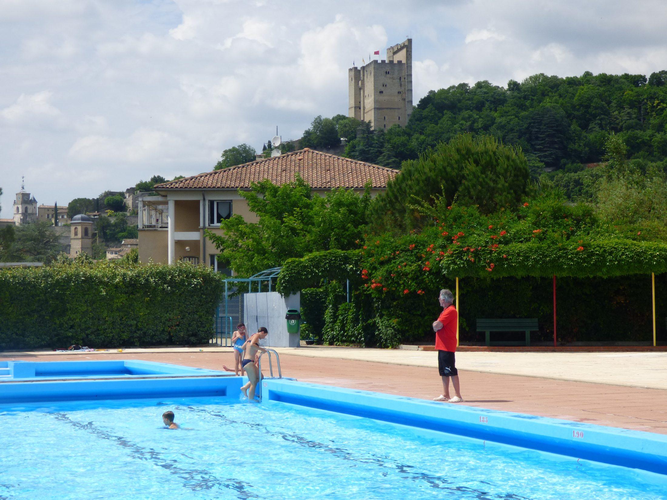 Ouverture Piscine Intercommunale - Communauté De Communes Du ... encequiconcerne Horaire Piscine Jacou
