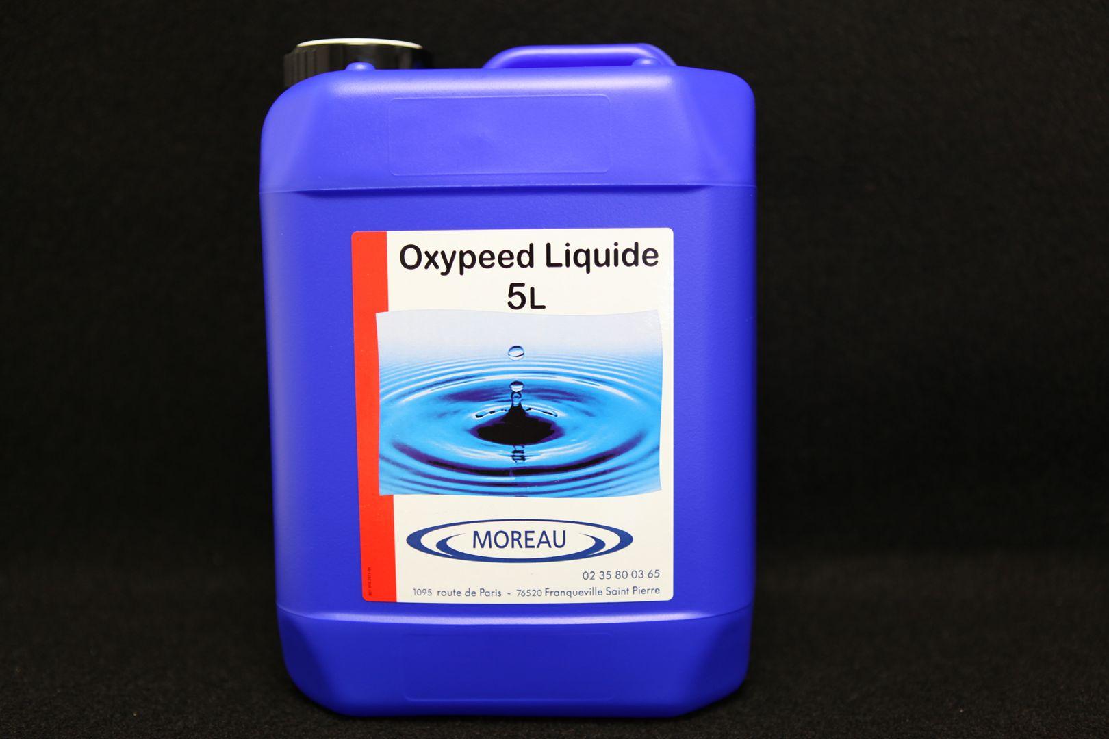 Oxyspeed - Jp Moreau - Les Piscines Moreau concernant Peroxyde D Hydrogène Pour Piscine