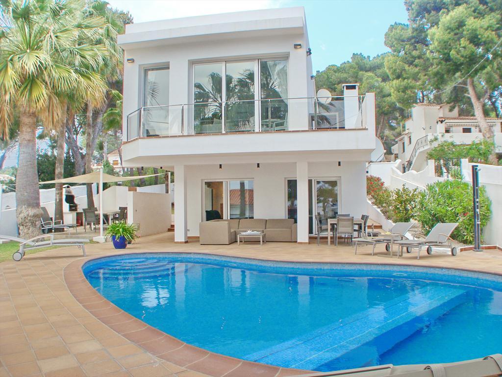 Pacifico - Villa À Moraira, Espagne destiné Villa En Espagne Avec Piscine