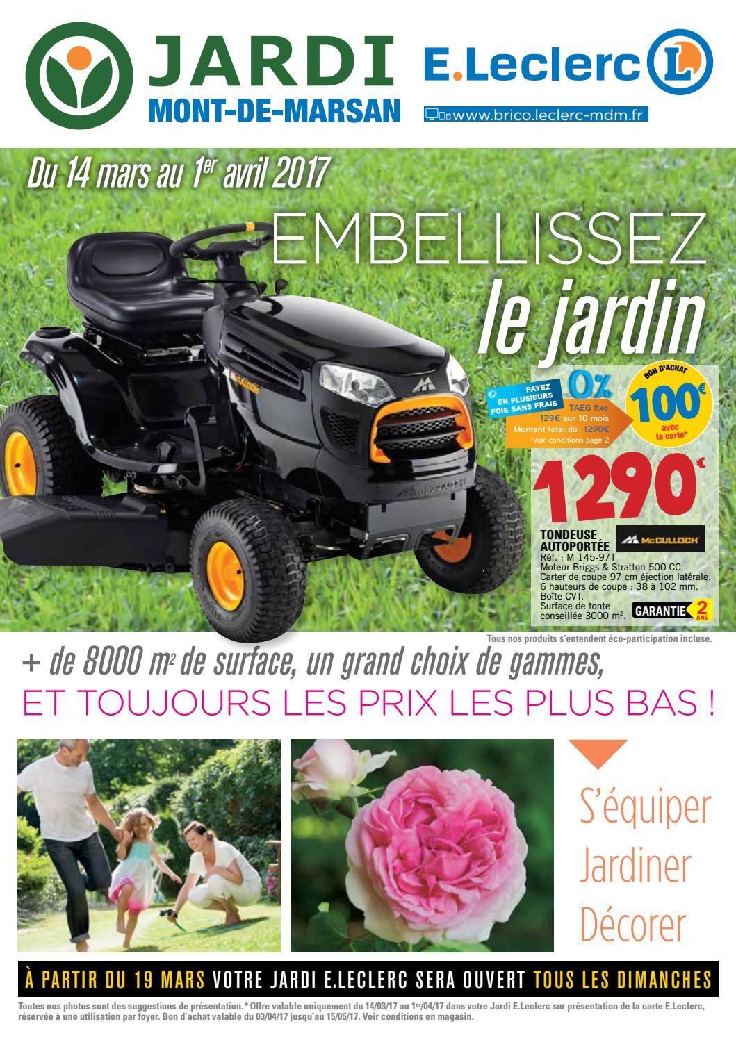 Paf Bd Bbj Mdm Jardi 68P By Bakana Media Agence Digitale - Issuu tout Piscine Autoportée Leclerc