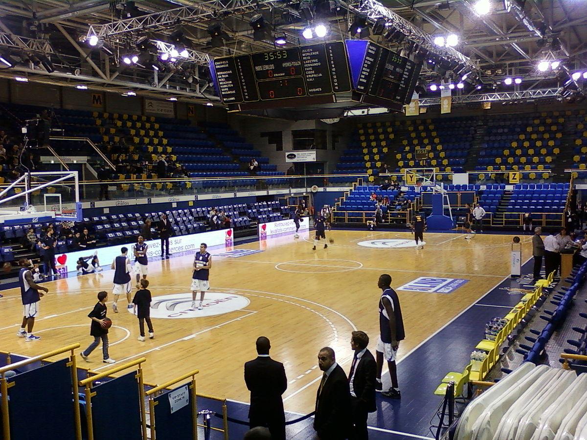 Palais Des Sports Marcel-Cerdan - Wikipedia concernant Piscine Du Palais Des Sports À Nanterre Nanterre