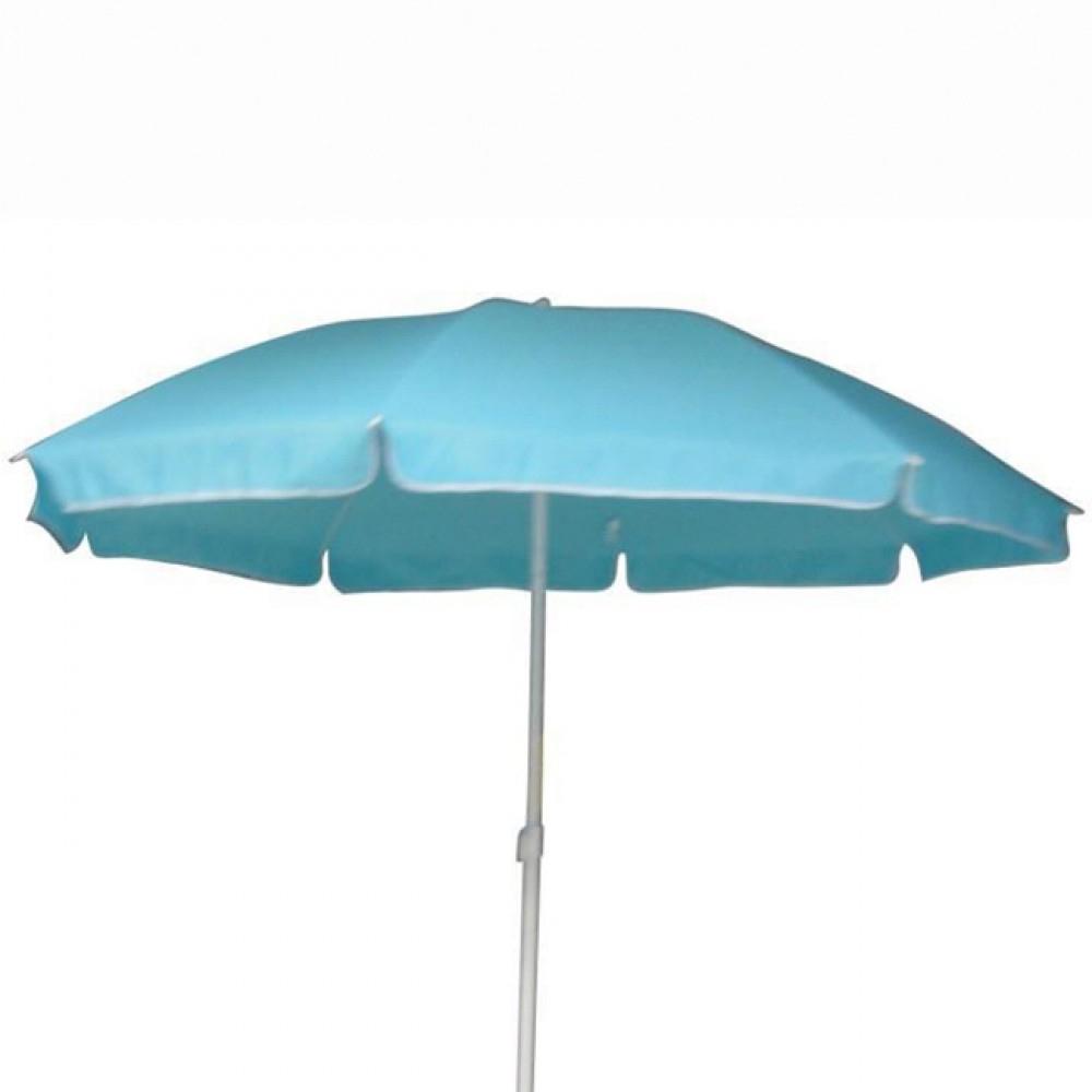 Parasol De Plage Bleu tout Matelas Gonflable Piscine Gifi