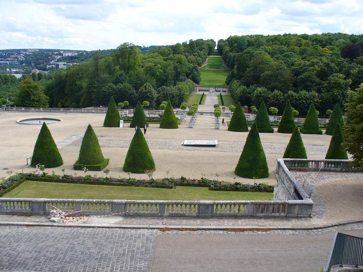 Parc De Saint-Cloud - Wikipedia intérieur Piscine Saint Cloud