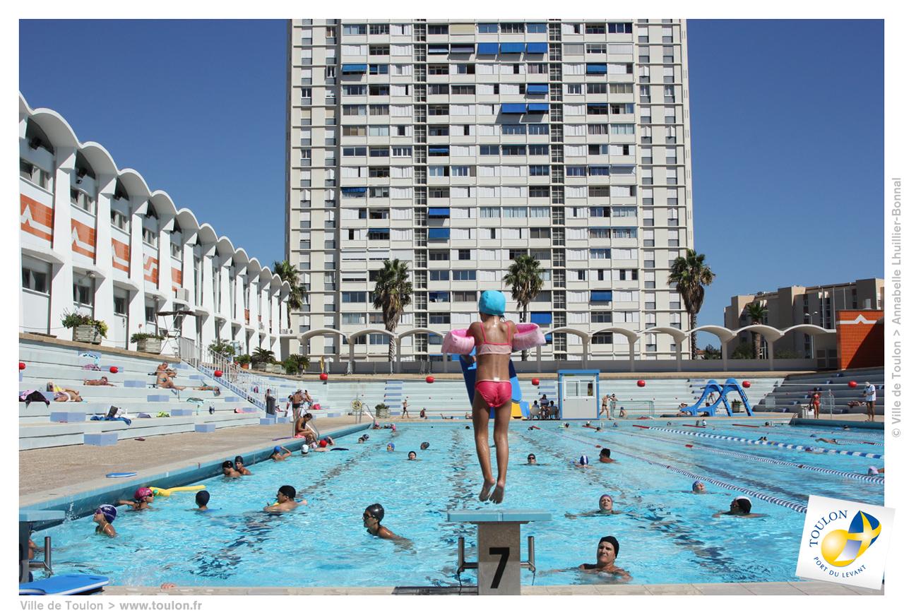 Parcours Architecture Du Xxe Siècle | Site Officiel De La ... pour Piscine Port Marchand Toulon