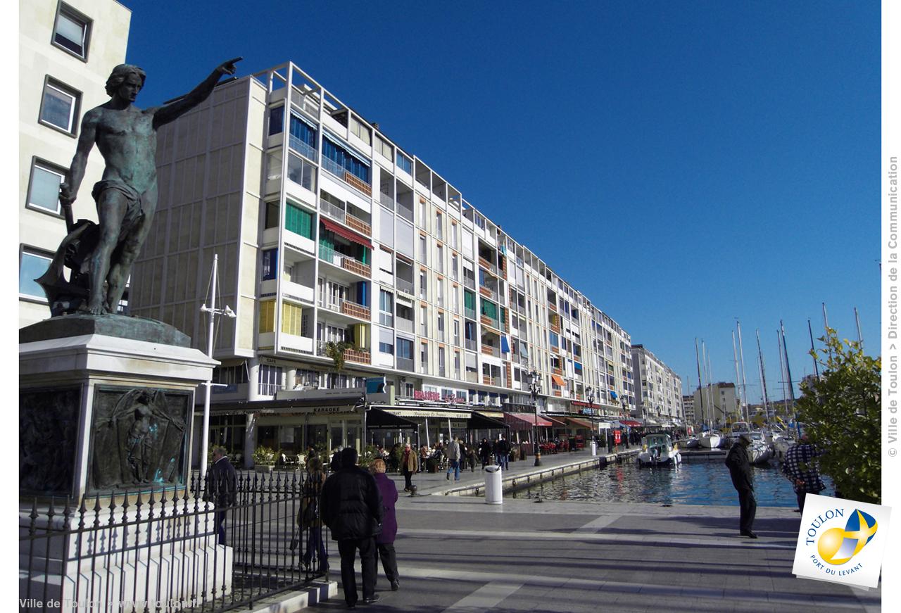 Parcours Architecture Du Xxe Siècle | Site Officiel De La ... tout Piscine Du Port Marchand