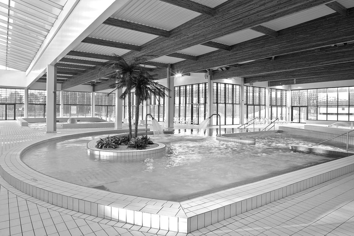 Pascal-Ledoare/photographie-Aérienne Centre Aquatique ... intérieur Piscine Saint Geours De Maremne