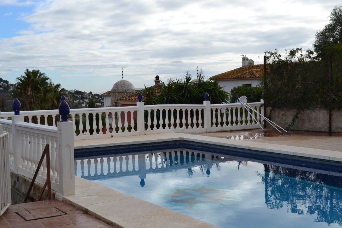 Pavillons Avec Piscine À Louer En Espagne - Spainhouses dedans Piscine Plein Ciel Valence