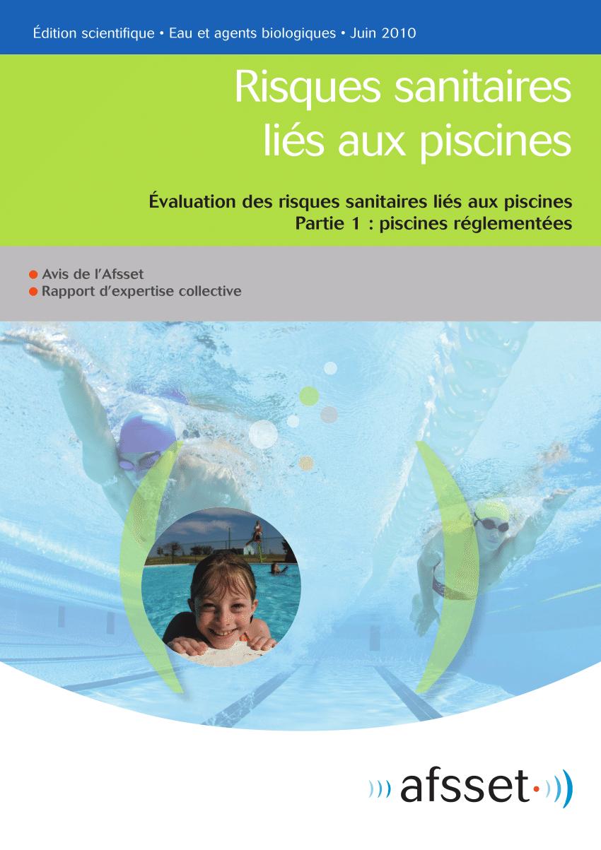 Pdf) Évaluation Des Risques Sanitaires Liés Aux Piscines ... avec Piscine Pneu Recyclé
