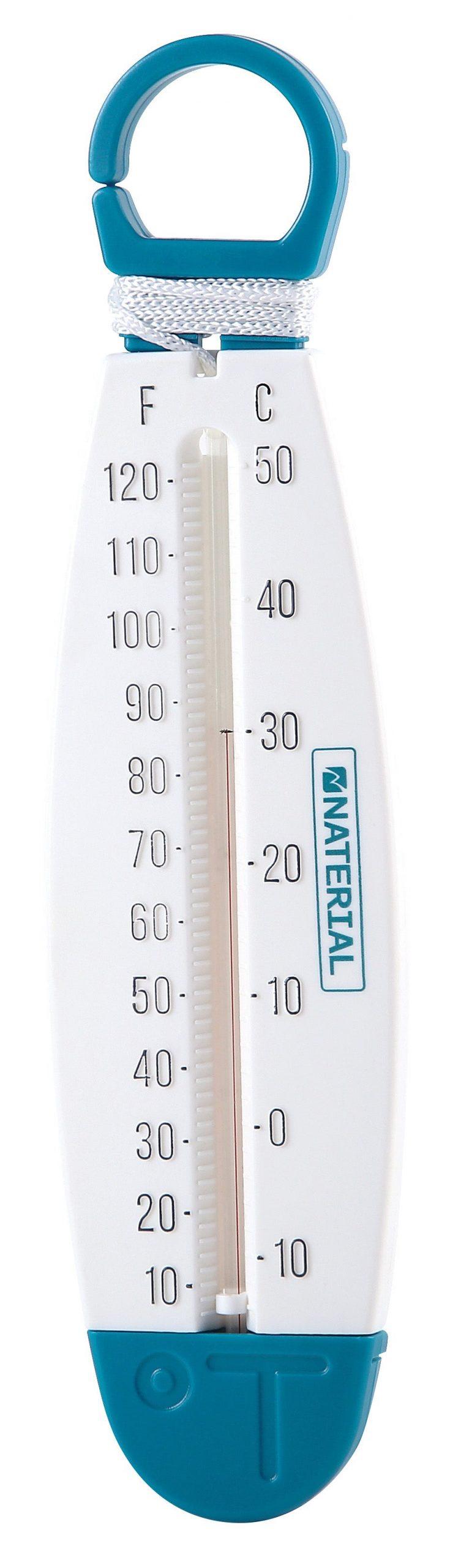 Petit Thermomètre À Suspendre Pour Piscine Naterial destiné Thermometre Piscine Connecté