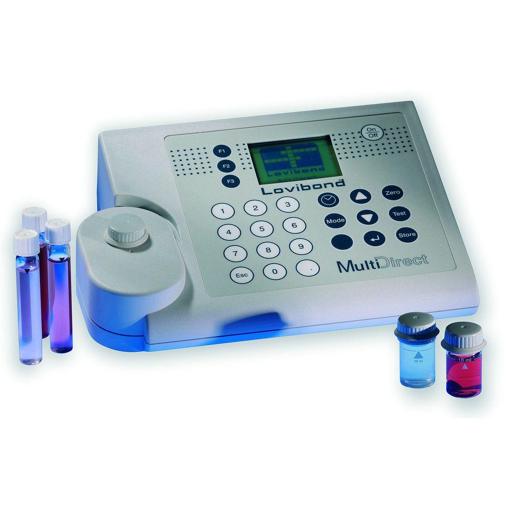 Photomètre Et Spectrophotomètre Multiparamètres destiné Photomètre Piscine
