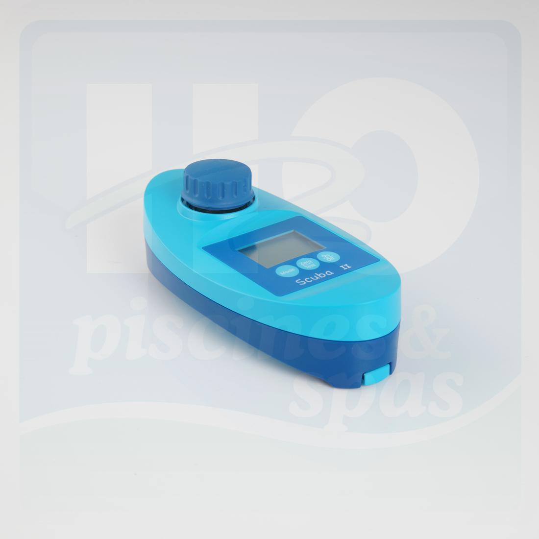 Photomètre Lovibond Scuba Ii - H2O Piscines & Spas serapportantà Photomètre Piscine