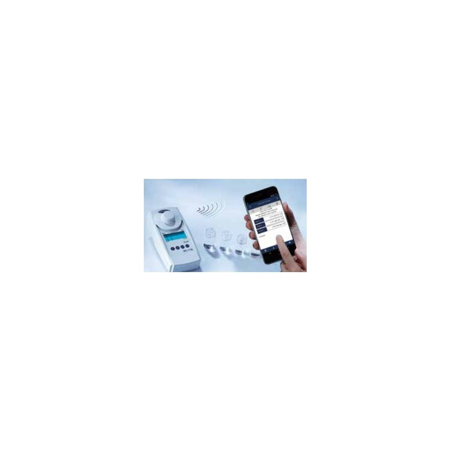Photometre Piscine Lovibond Md 110 Bluetooth pour Photomètre Piscine