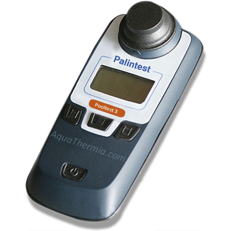 Photomètre Pooltest 3 intérieur Photomètre Piscine