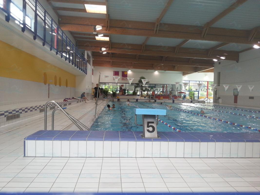 Photos Centre Aquatique Bois Colombes - Nageurs dedans Piscine De Bois Colombes