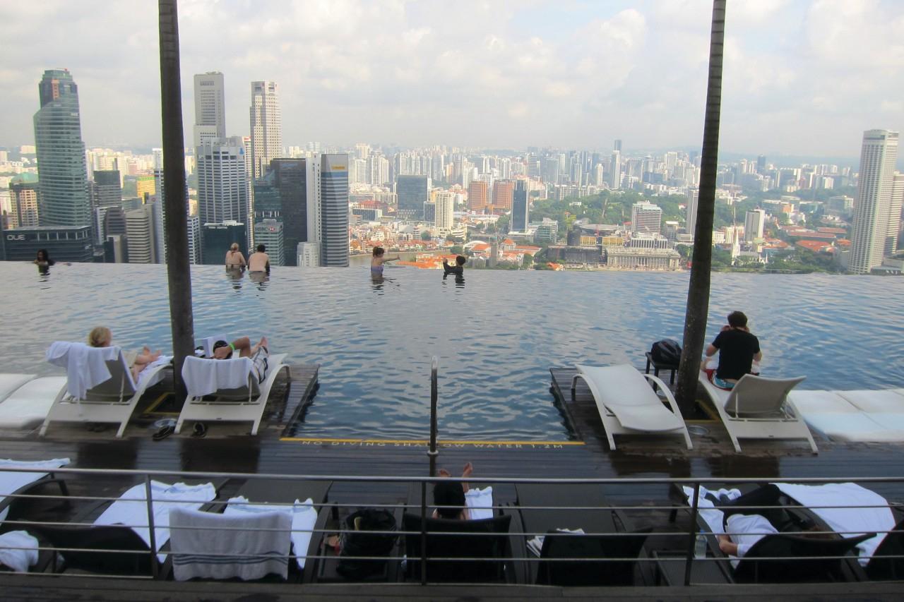 Photos De Singapour - Page 7 intérieur Piscine Singapour