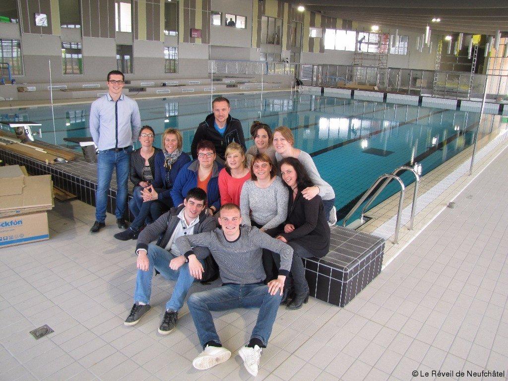 Photos] Découvrez Le Centre Aquatique De Croixrault Les 22 ... destiné Piscine Croixrault