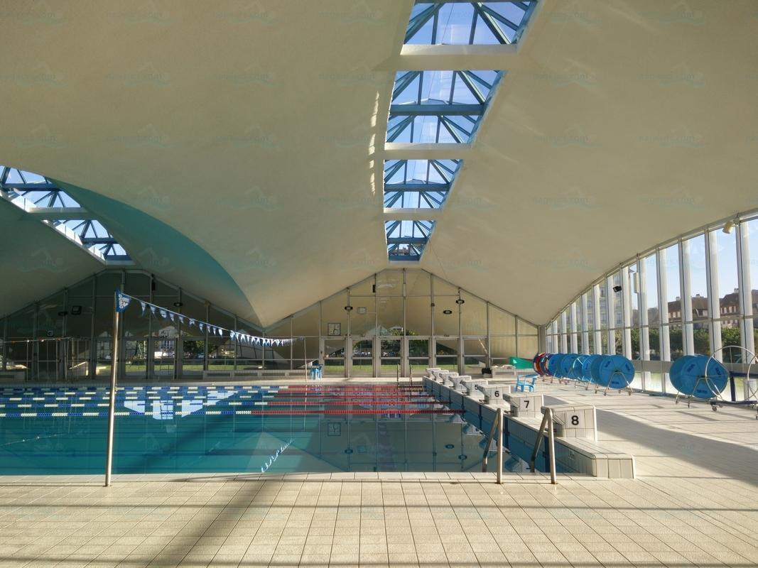 Photos Piscine Olympique De Deauville - Nageurs dedans Horaires Piscine Deauville
