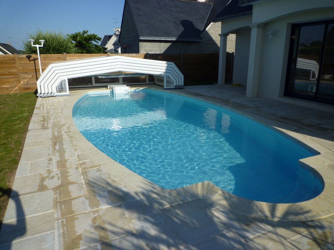 Pictures Of Low 5 Angle Swimming Pool Enclosures - Aqua ... pour Piscine Les Angles