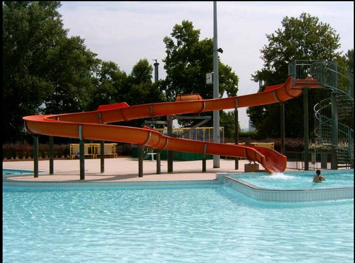 Pierre De Coubertin Water Sports Centre avec Piscine Kaysersberg