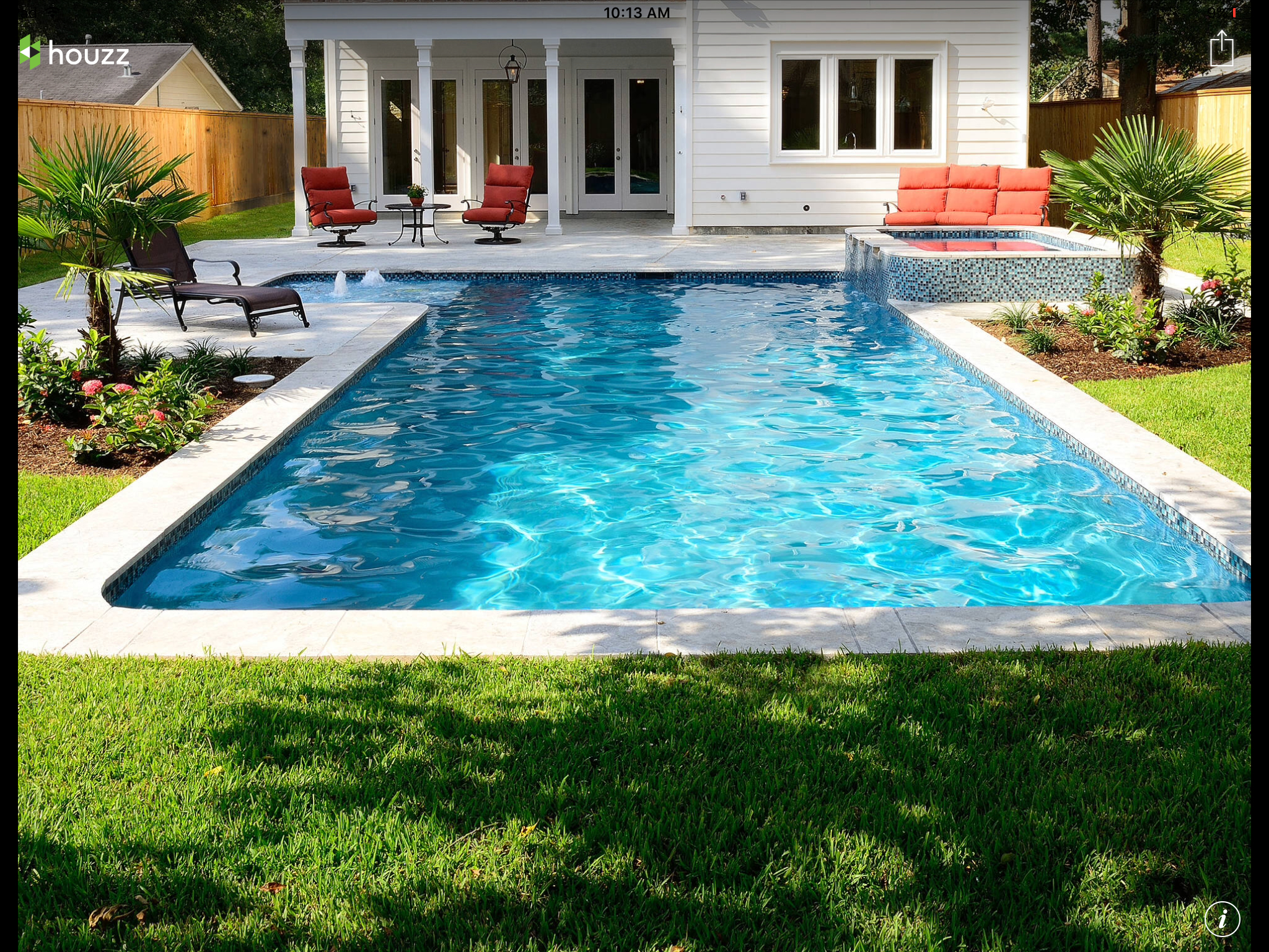 Pin By Ellie On Houzz | Backyard Pool, Spa Pool, Small Pools dedans Piscine Vernon