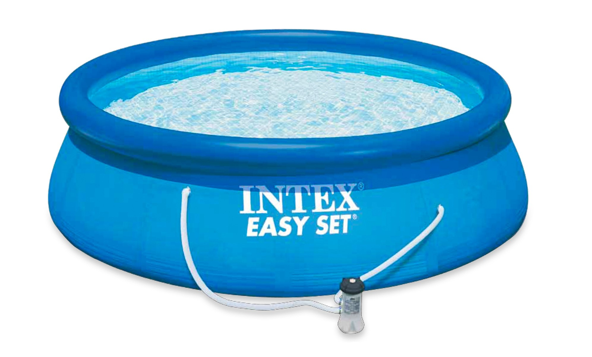Piscina Easy Set Intex 366X91Cm 56932/28146 concernant Piscine Intex 3.66