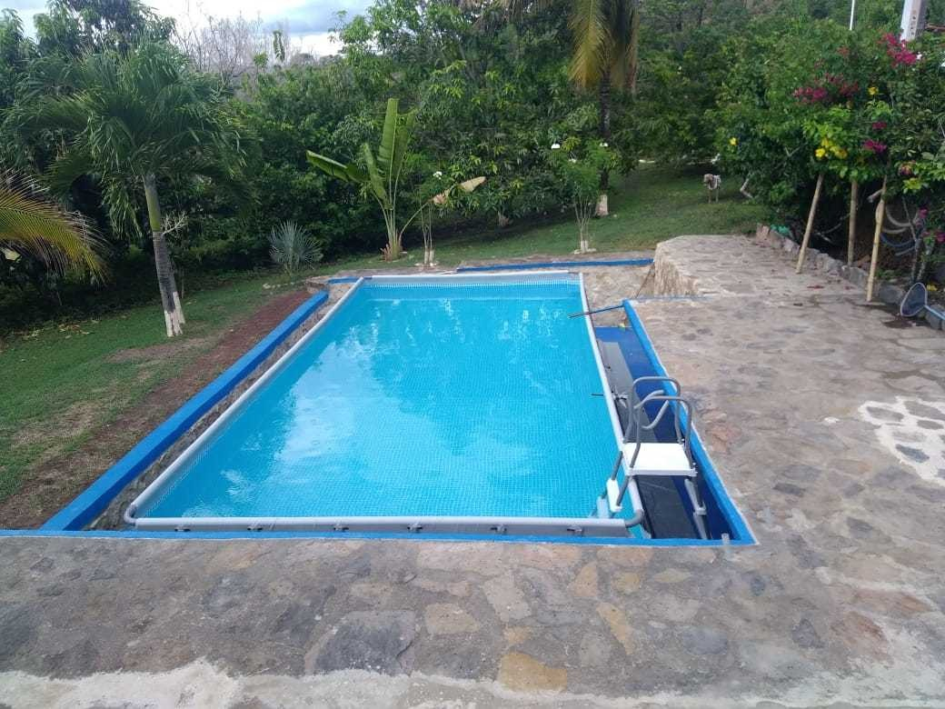 Piscina Estructural Rectangular Intex 3.66X7.32X1.32 Envios tout Piscine Intex 3.66