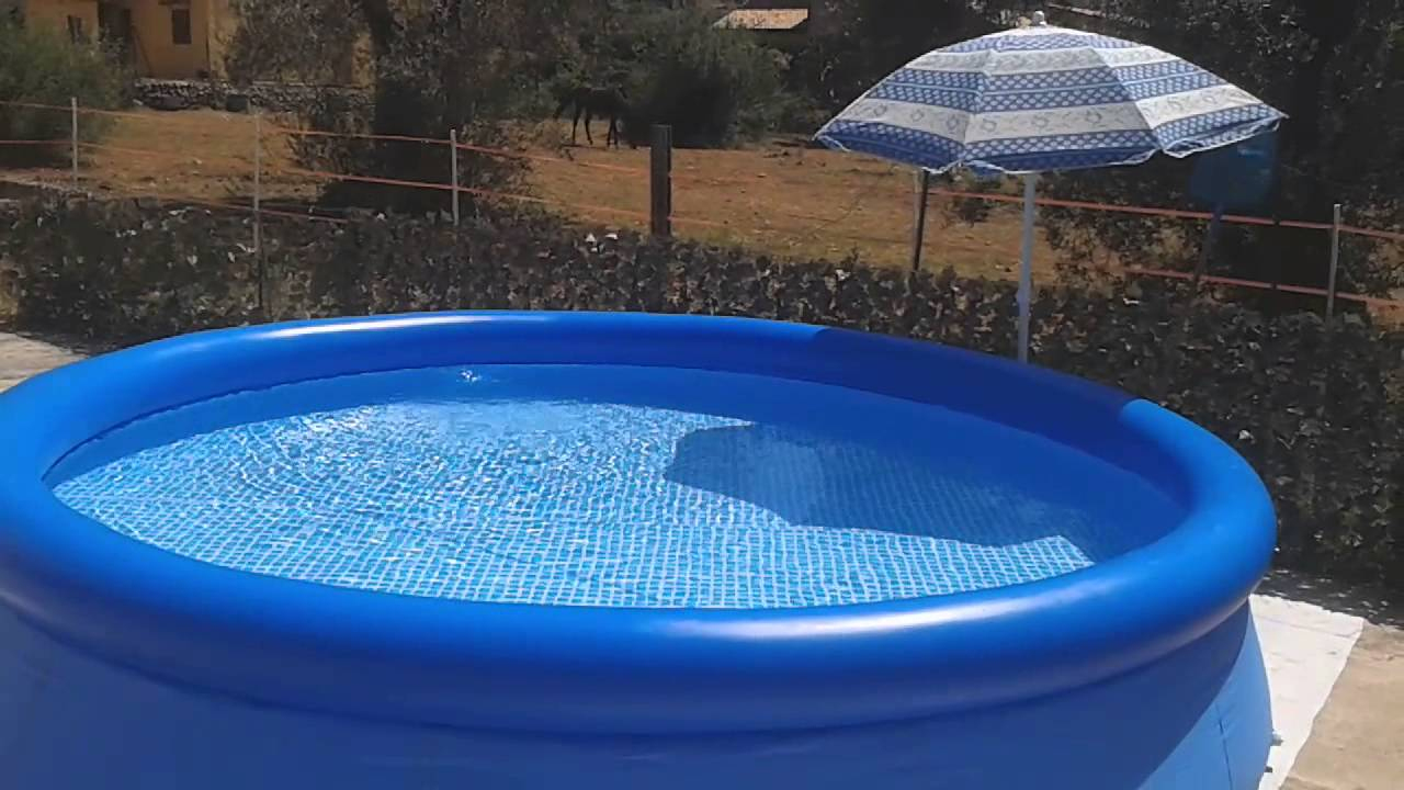 Piscina Intex 3.66 X 91 concernant Piscine Intex 3.66