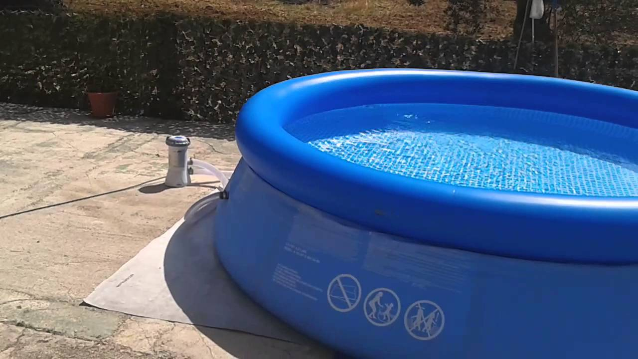 Piscina Intex 305X76 Cm concernant Piscine Intex 3.66