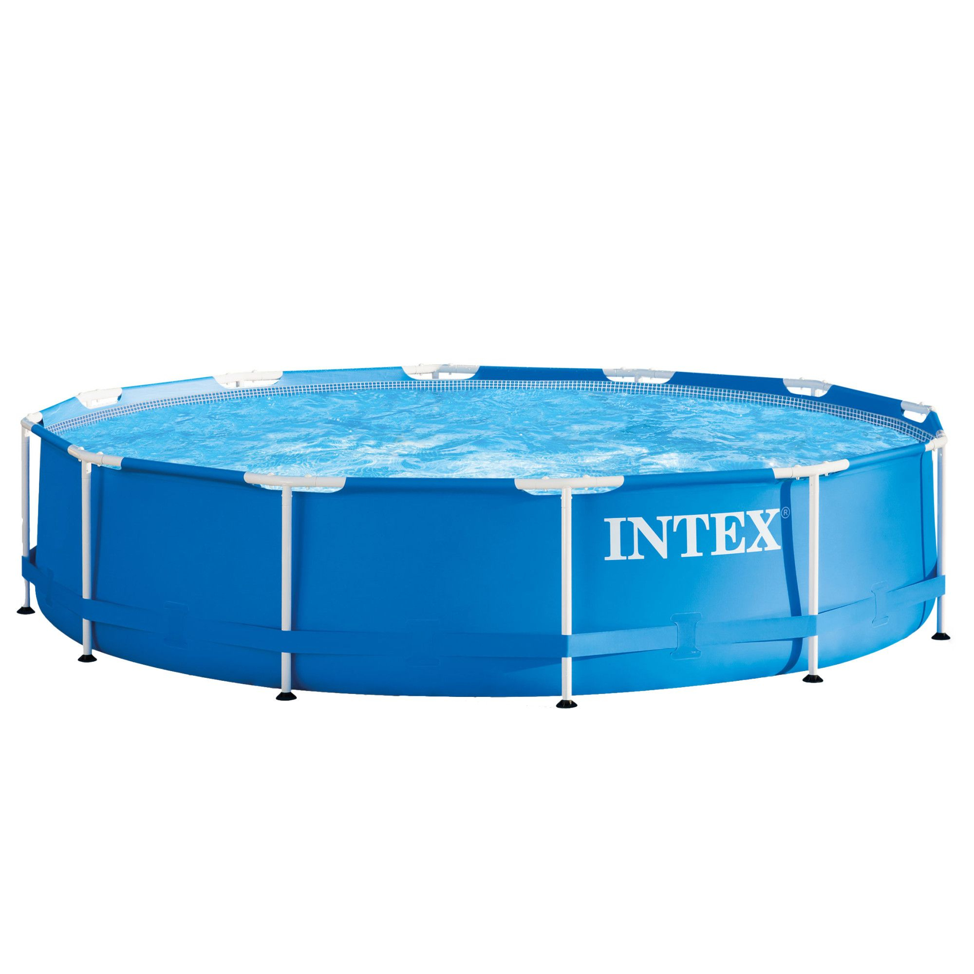 Piscina Intex Pompa 2000Litri, 3.66M X 76Cm dedans Piscine Intex 3.66